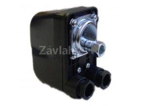 Tlakové spínače PM, 230 V, rozmezí 2,7-4,4 bar