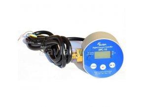 Digitální tlakový spínač DPC-10, rozmezí 0,01-10,0 bar, 1,5 m kabel