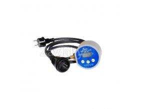 Digitální tlakový spínač DPC-10, rozmezí 0,01-10,0 bar vidlicové provedení + zásuvka