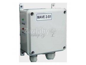 Snímač hladiny MAVE 2-S1 / instalace na zeď