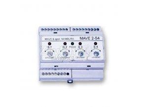 Jednotky pro hlad. hlídání MAVE 2 - S4 - DIN