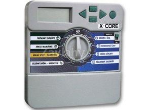 """X-Core(i)"" 4 sekce, Solar Sync, pauzy mezi sekcemi"