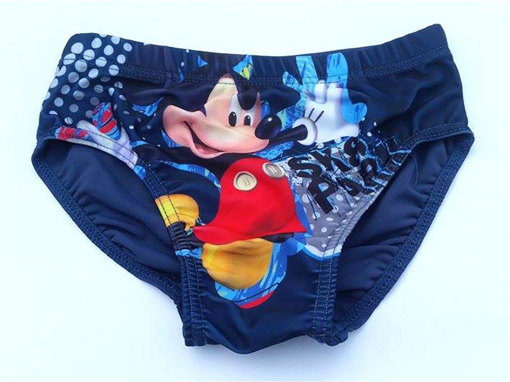 Mickey tm. modré