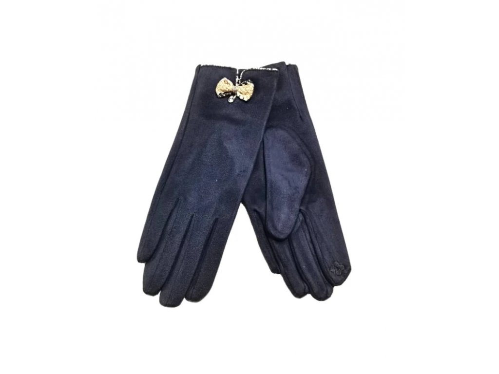 rukavice modré