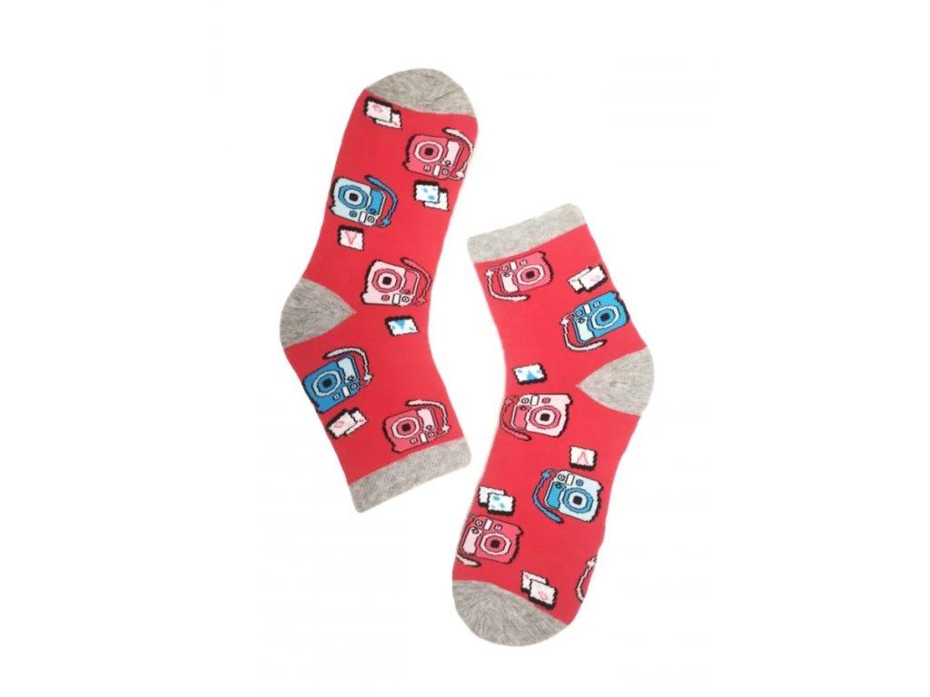 Dámské ponožky foťák