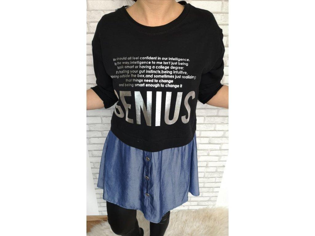šaty genius