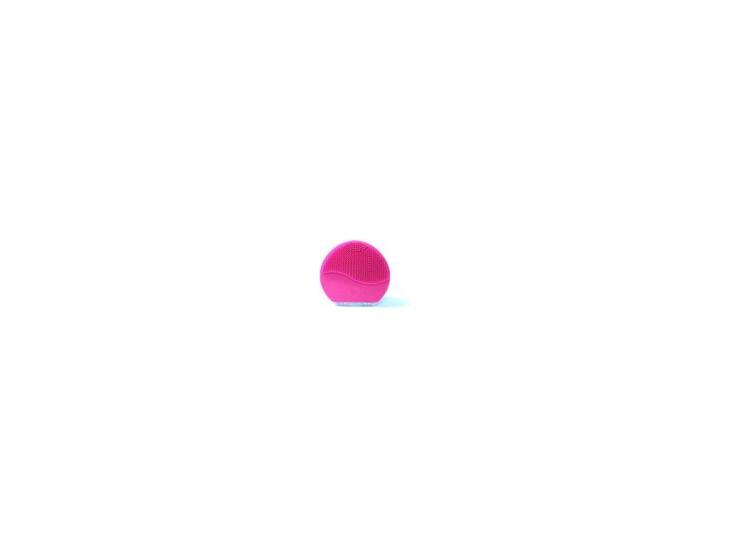 čistící kartáček růžový