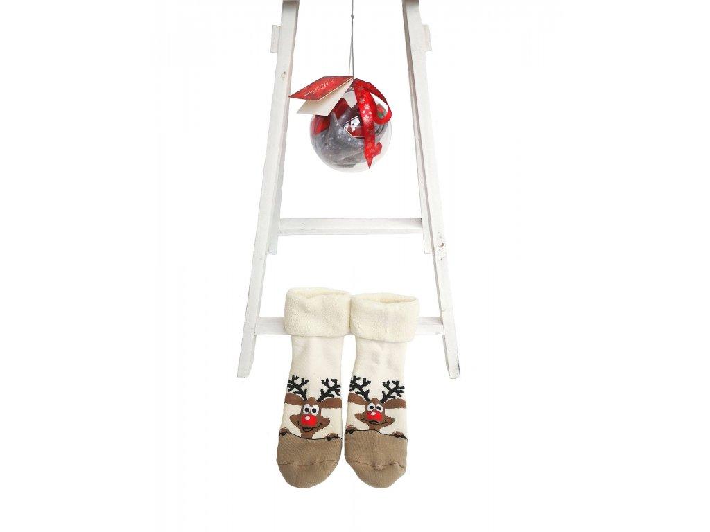 Dárkové balení termo ponožek typ 2