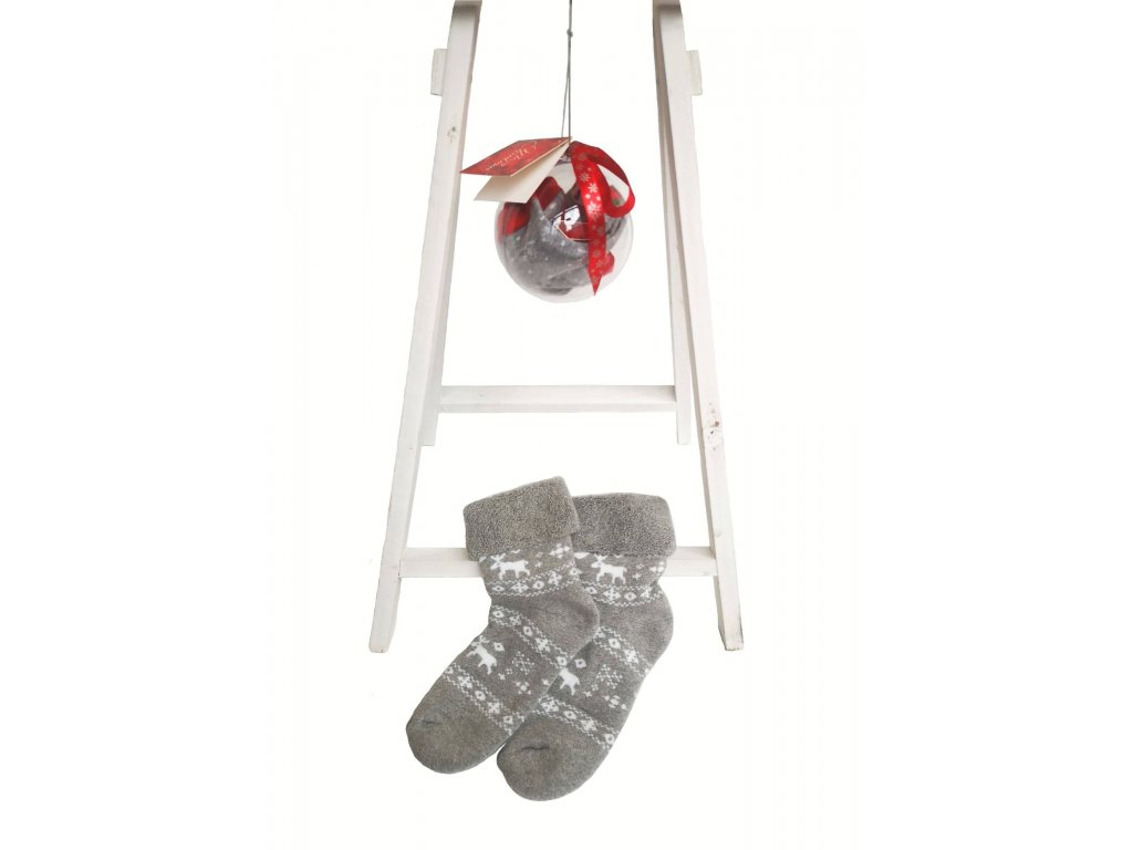 Dárkové balení termo ponožek typ 5