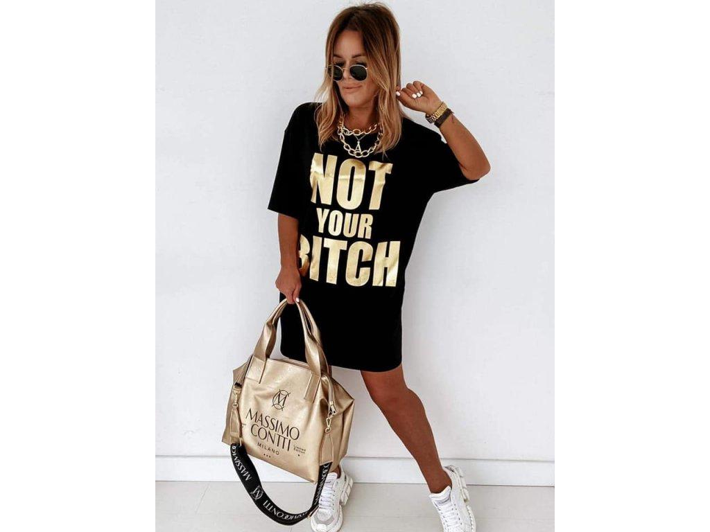 bitch černé