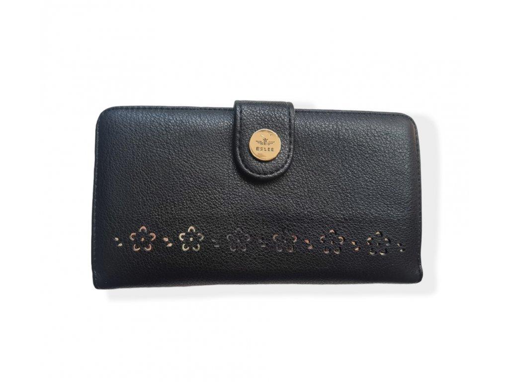 peněženka černá