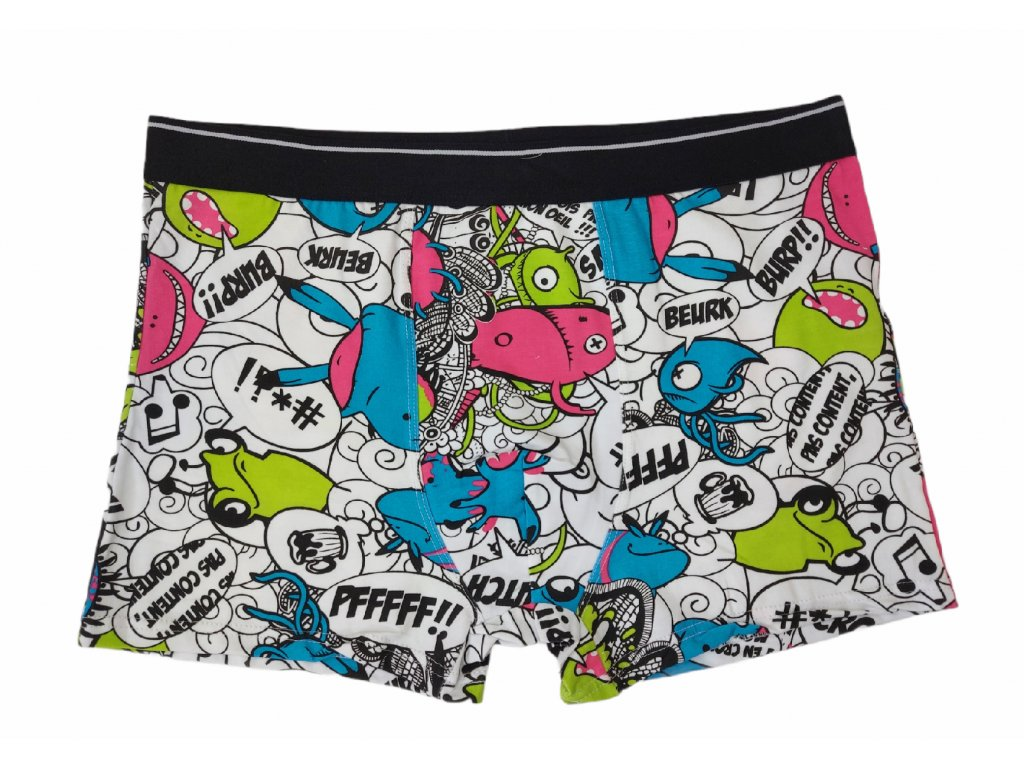 Pánské boxerky barevné typ 5
