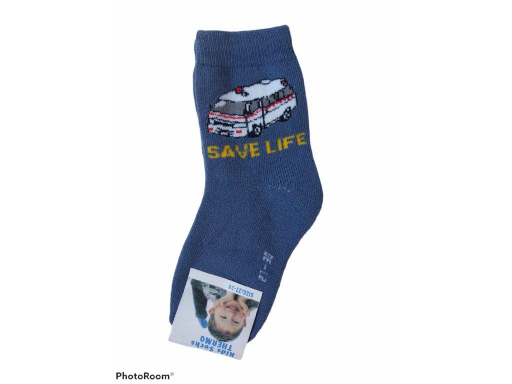 Dětské termo ponožky typ 8