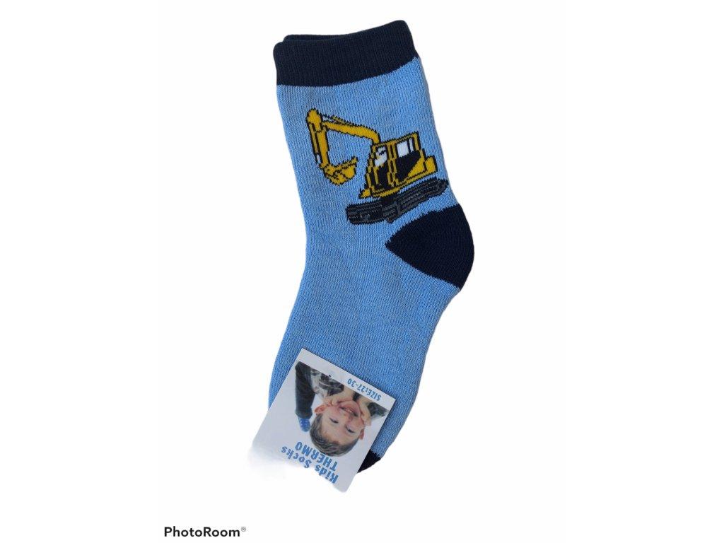 Dětské termo ponožky typ 9