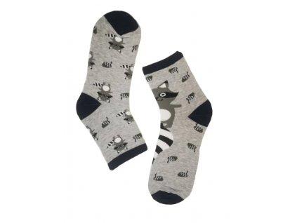 Dámské ponožky mýval
