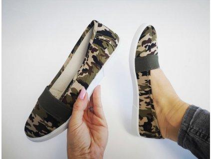 army balerínky