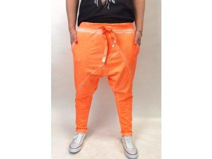 baggy neon oranžové.