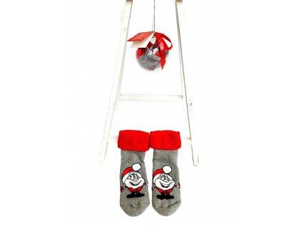 Dárkové balení termo ponožek typ 1
