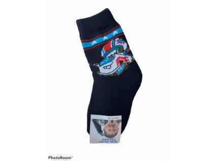 Dětské termo ponožky typ 2