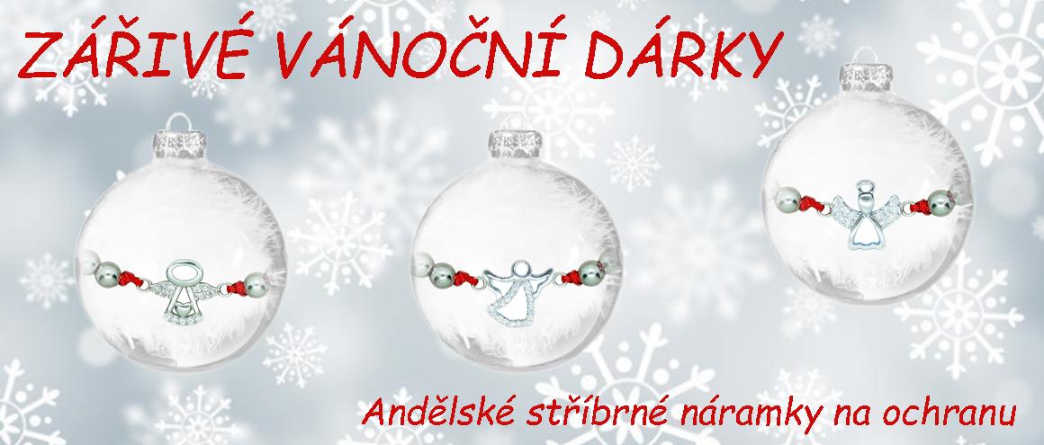 Zářivé vánoční dárky