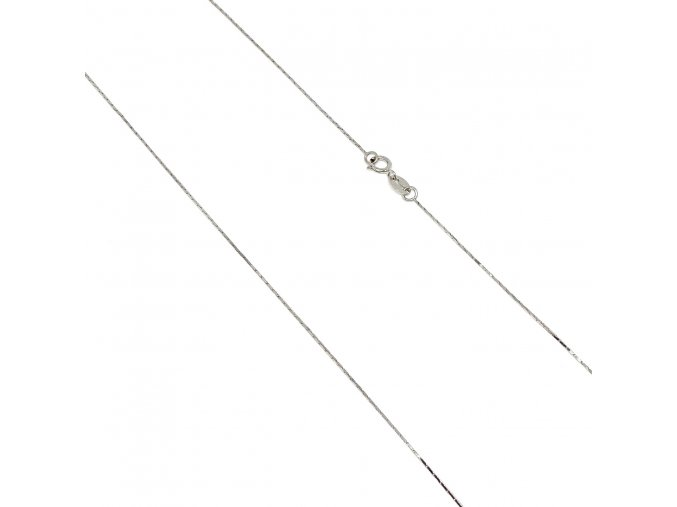 Stříbrný řetízek SR02