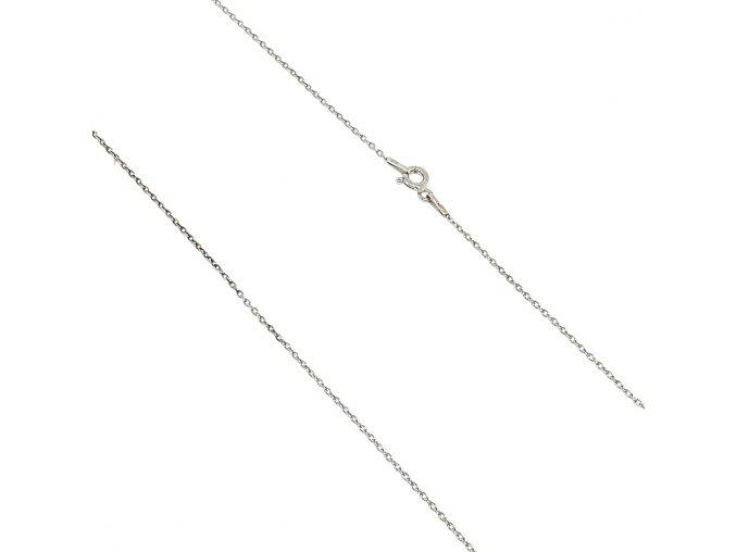 Stříbrný řetízek SR03