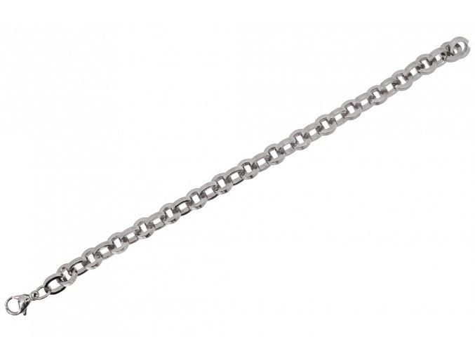 Ocelový náramek XYN03  dárkově zabaleno