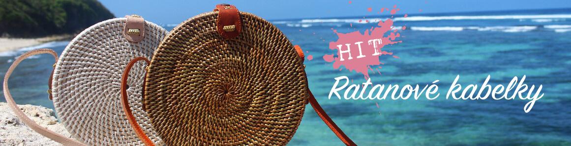 Letní dámeksé kabelky z Bali