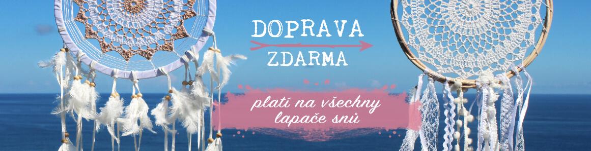doprava zdarma lapače snů