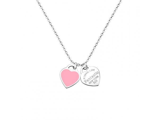 Elegantný náhrdelník Eternal Love