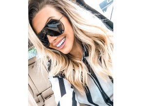 Sonya - černé brýle