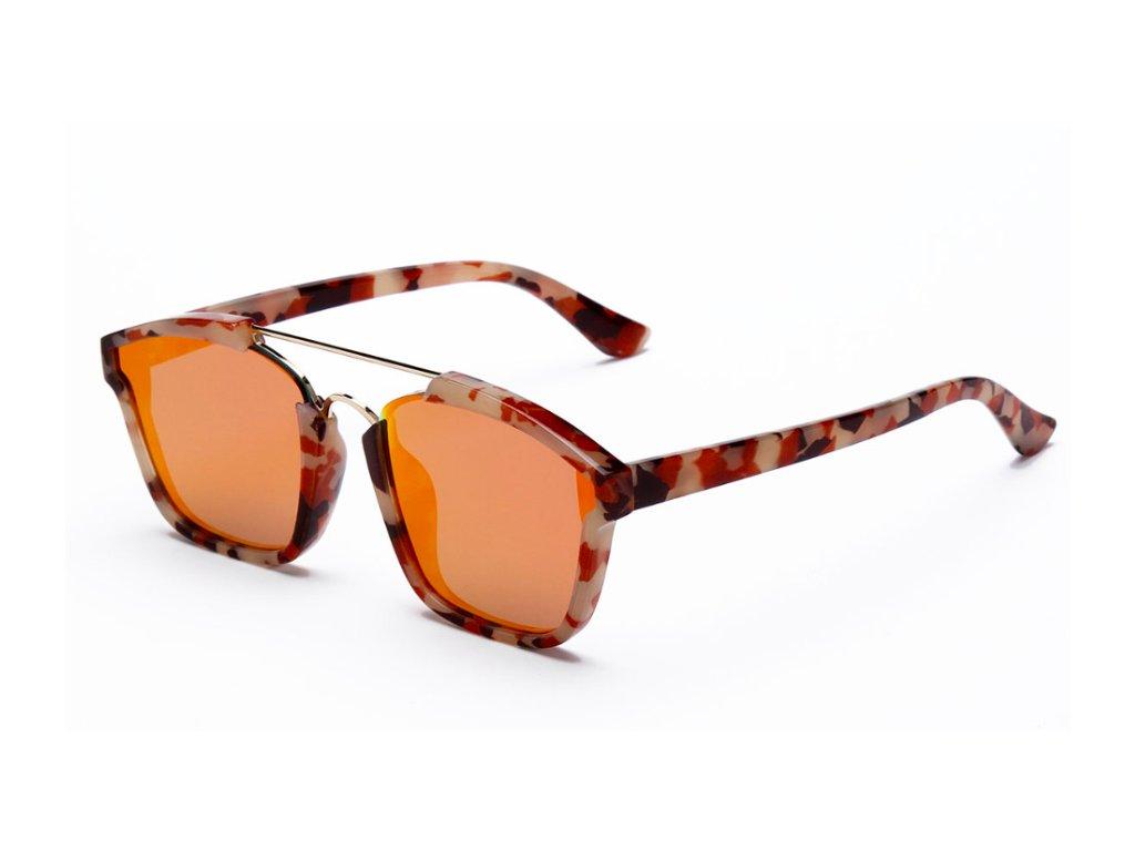 303b4abdf Dámske okuliare Alexis v oranžovej | ZAZZA