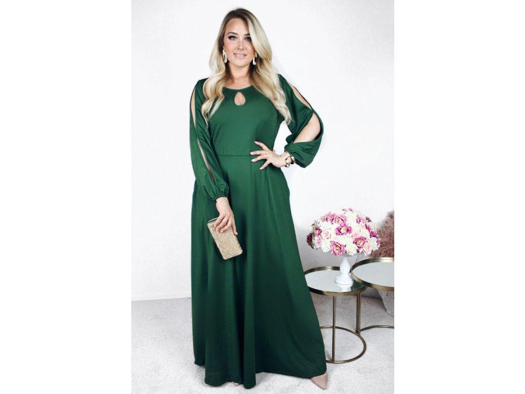 0efe5024d530 Dlhé spoločenské šaty pre moletky.