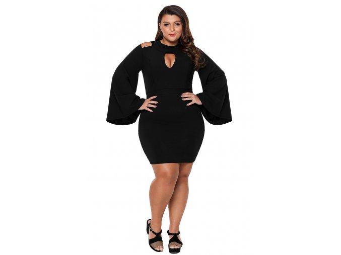 plus size dámske šaty