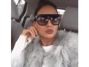 Dámske okuliare Kim v čiernej