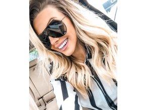Sonya - čierne okuliare