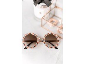 Farebné slnečné okuliare Lina