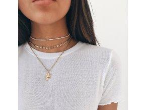Set náhrdelníkov Rose
