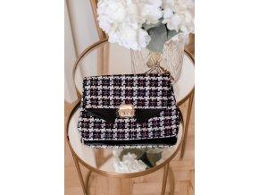 Elegantná látková kabelka