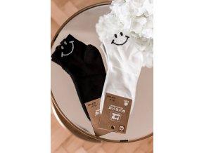 Set dvoch párov ponožiek SMILE