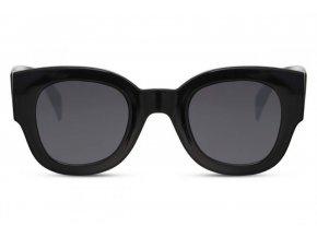 Čierne slnečné okuliare Katy