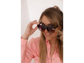 Dámske okuliare so vzorom Kim