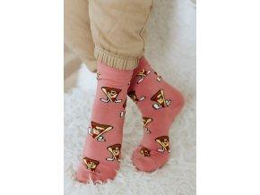 Veselé ponožky pre milovníkov pizze