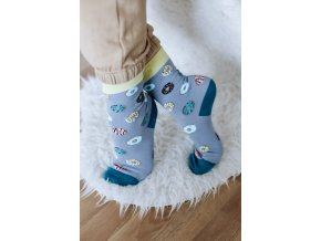 Veselé ponožky Donut