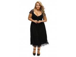 dámske šaty pre moletky