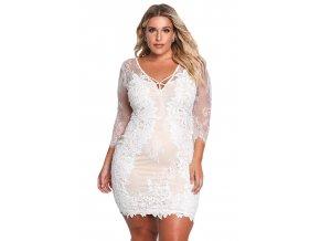 plus size šaty