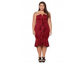 spoločenské šaty xl