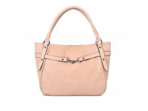 Dámska kabelka v krémovej farbe