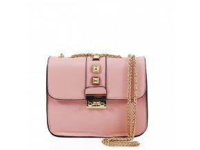 Ružová kabelka Aria