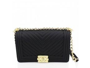 Čierna kabelka Lana